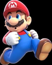 Super Mario Bros De meest populaire loodgieter, u vindt alles over Super Mario op www.gameland.nl