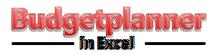 Budgetplanner in Excel