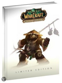 World of Warcraft Mists of Pandaria Limited Edition Strategy Guide
