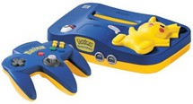 Nintendo 64 pokemon uitvoering