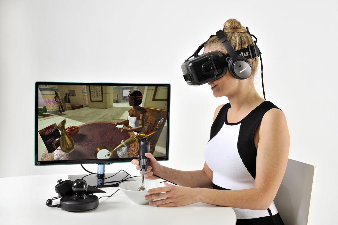 Alles over VR