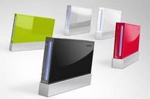 Nintendo Wii is in verschillende kleuren beschikbaar