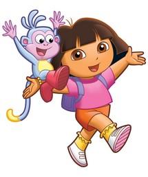 Alles over Dora?, kijk op Gameland.nl