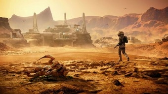 Far Cry 5 DLC Lost on Mars