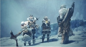 Monster Hunter World: Iceborne will soon fix PC save file and CPU problems