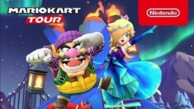 Mario Kart Tour's Latest Tour is Vancouver Tour and it's Out Right Now on Android
