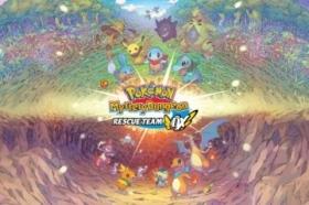 Pokémon mystery dungeon nu verkrijgbaar voor Nintendo switch