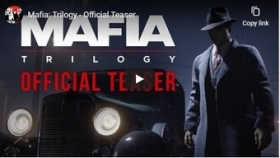 Mafia Trilogy Announced With First Teaser Trailer, Check It Out Here