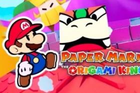 Paper Mario: The Origami King ontvouwt zich op 17 juli op de Nintendo Switch