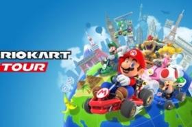 Mario Kart Tour voor smartphones introduceert multiplayer Team Racing
