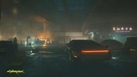 Cyberpunk 2077 Badlands Briefly Shown Alongside 'Reaver' Gang Vehicle