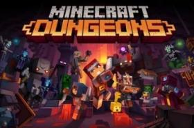 Minecraft Dungeons vanaf nu verkrijgbaar