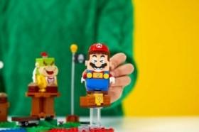 Onthulling volledige productassortiment LEGO Super Mario