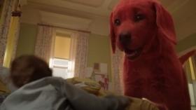 Clifford The Big Red Dog Trailer Shows A Big Red Dog Crashing Through New York City