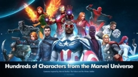New The Falcon and The Winter Soldier Themed Content Live on Marvel Future Fight