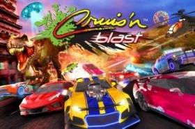 Cruis'n Blast verschijnt in september op de Nintendo Switch