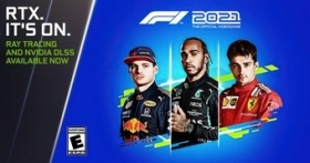 F1 2021 PC Performance Boosted up to 65% at 4K Resolution by NVIDIA DLSS