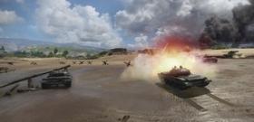 World of Tanks 30v30 mode Frontline hits test server