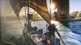 Assassin's Creed Origins Info Blowout: World Design, Controllable Eagle, Weapons And More