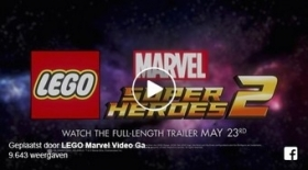 Lego Marvel Super Heroes 2 Officially Announced With New Teaser