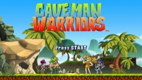 Caveman Warriors Releases Later This Month