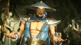 Watch Injustice 2 Raiden Gameplay Before the DLC Releases in October