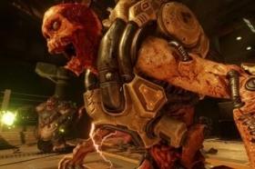 Doom nog net zo bruut in Switch trailer