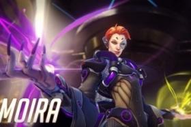 Nieuwe Overwatch personage Moira nu speelbaar