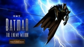 Loyalties are tested in Episode 3 of Batman: The Enemy Within now available on Xbox One, PS4 and PC