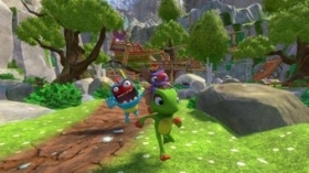 Nintendo Switch Yooka-Laylee Release Date Announced