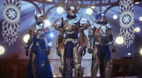 Destiny 2 The Dawning Event Starts on December 19th, Mayhem Returns