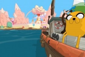Trotseer The Land of Ooo in Adventure Time: Pirates of Enchiridion