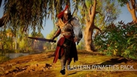 Check Out the Assassin's Creed Origins Eastern Dynasties Gear Pack