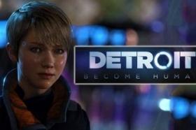 Reclame van Detroit: Become Human op de Amerikaanse televisie