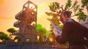Fortnite Update Delayed, Now Coming Wednesday