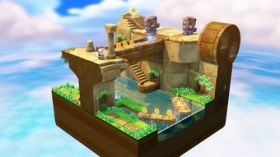 Captain Toad: Treasure Tracker Looks Gorgeous in New Switch Gameplay