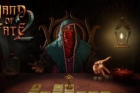Beproef jouw geluk: Hand of Fate 2 volgende week op de Switch