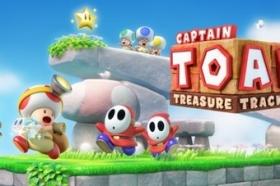 Nintendo viert release van Captain Toad Treasure Tracker met trailer