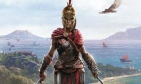 Assassin's Creed Odyssey Novelization Stars Kassandra
