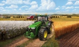 Farming Simulator 19 Gameplay Trailer is the Most Hype Crop Harvesting Ever