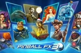 Echte tafels van Williams Pinball komen naar Pinball FX 3