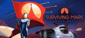 Join the Space Race in the first expansion for Surviving Mars