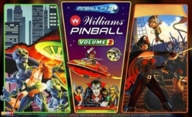 Williams Pinball Volume 2 announced by Zen Studios