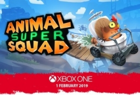 Physics-based adventure Animal Super Squad gets confirmed Xbox One release date