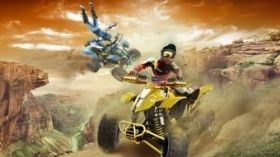 Drift, trick, and have fun with the ATV Drift & Tricks Definitive Edition on Xbox One