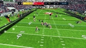 Deep American football experience Axis Football 2018 out now on Xbox One