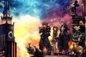 Check de Kingdom Hearts III openingstrailer