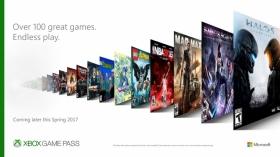 Xbox Game Pass reveal – Netflix-achtige dienst