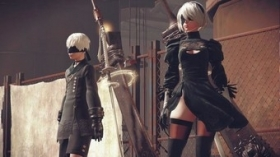 Nier Automata Lets Players Buy PSN Trophies With In-Game Money