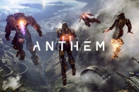 Anthem-update voegt stronghold toe aan de game